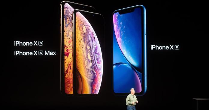 Apple Launches | iPhone Xs | iPhone Xs Max | iPhone Xr |  Series 4 Smartwatch | Specification | Prices