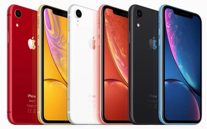 Apple,Cancelled, iPhone XR, Production Boost, Lines, Nikkei
