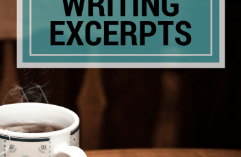Writing Excerpts - March 28, 2016 | www.fillingthejars.com | Welcome to Week #8 of my Writing Excerpts. This series of Writing Excerpts was originally inspired by Jeff Goins' My 500 Words challenge.