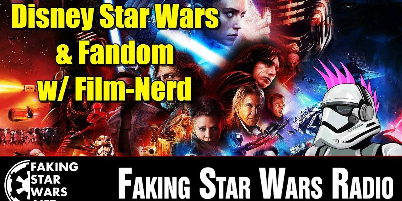 Interview with Faking Star Wars Radio