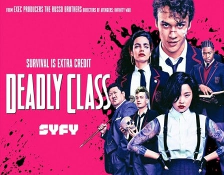 Download Deadly Class
