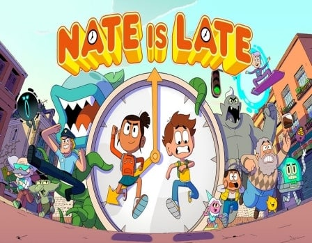 Download Nate Is Late