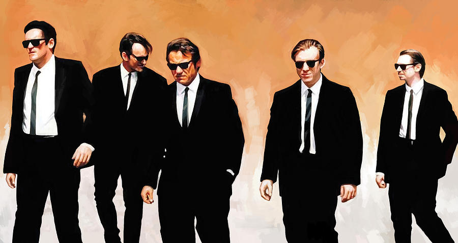 Quentin Tarantino's first 25 Years, Part 1 - Reservoir Dogs (1992).