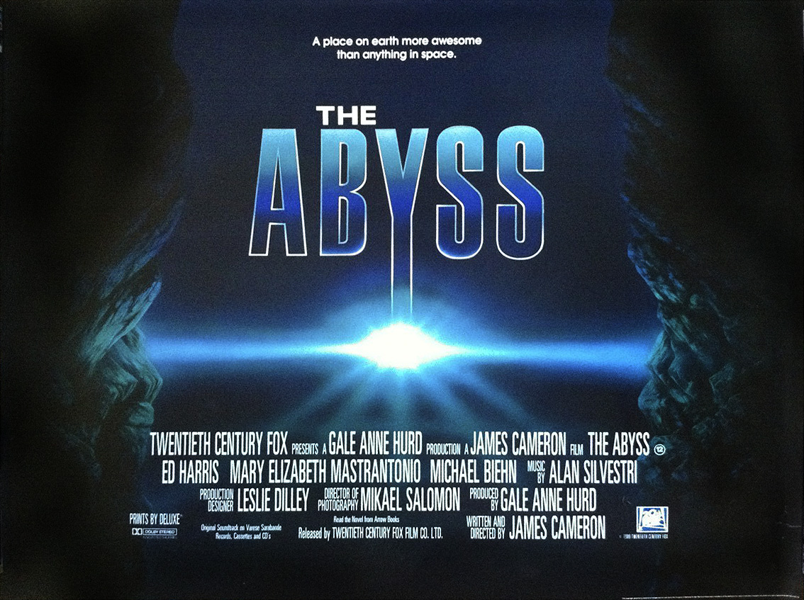 The Abyss (1989): The greatest Blu-Ray never made?