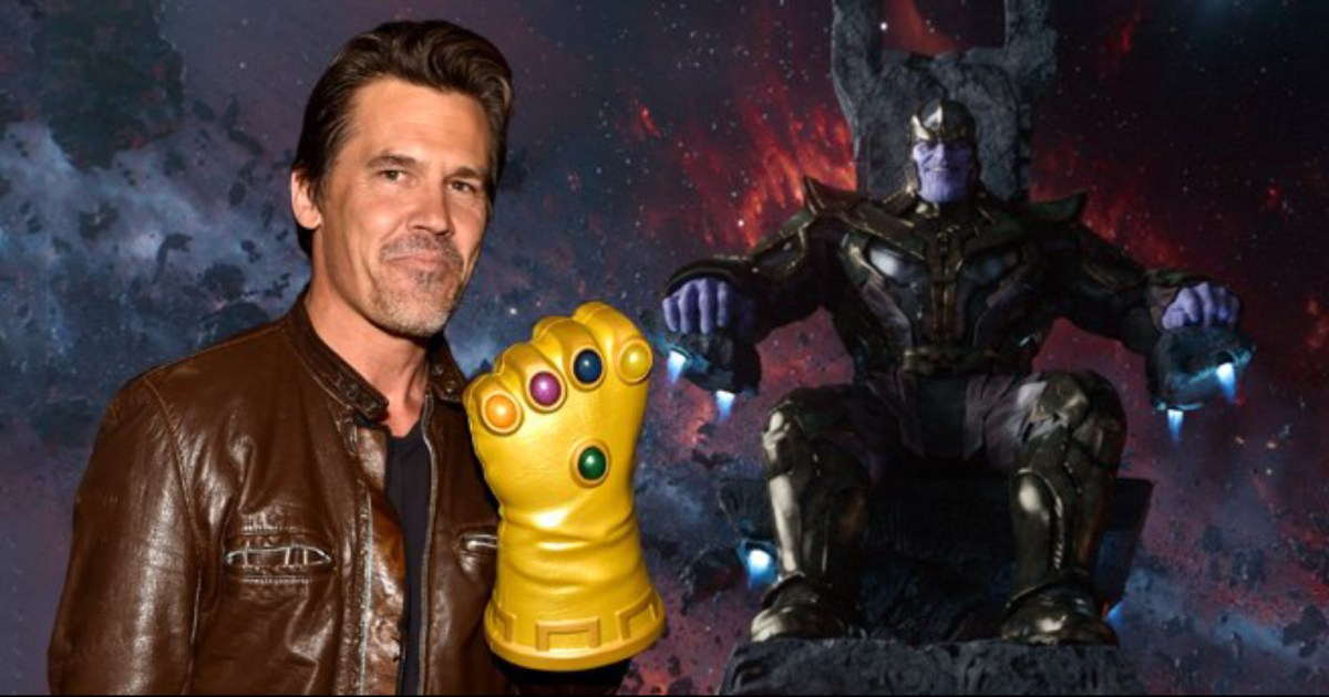 Josh Brolin talks Infinity War, Deadpool 2, Sicario sequel Soldado & his busy upcoming schedule.