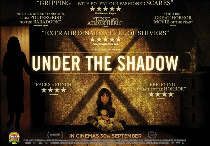 Under The Shadow (2016) – Review.