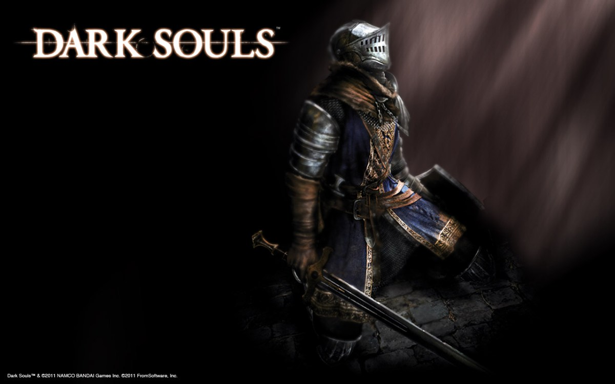 Playing in The Dark (or Why A Casual Gamer Loved Dark Souls).