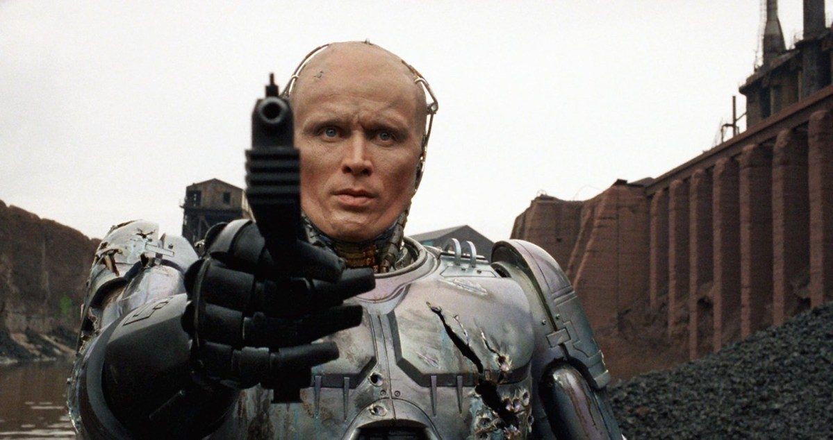 A new RoboCop film is in the works. Here's some suggestions...