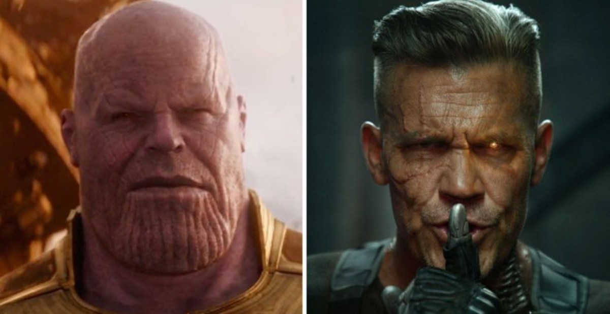 Josh Brolin on Thanos, Cable and having once been considered for the role of Batman.