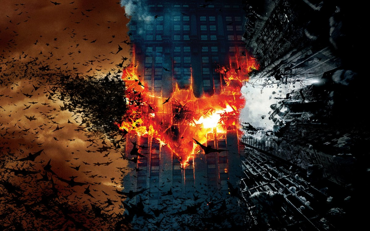 The Film '89 Podcast Episode 12 - Ten Years of The Dark Knight - Part 1, The Dark Knight Trilogy (2005 - 2012).