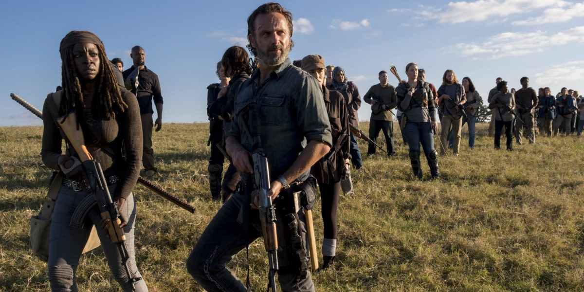 The Walking Dead to get a time jump and returning character in Season 9.