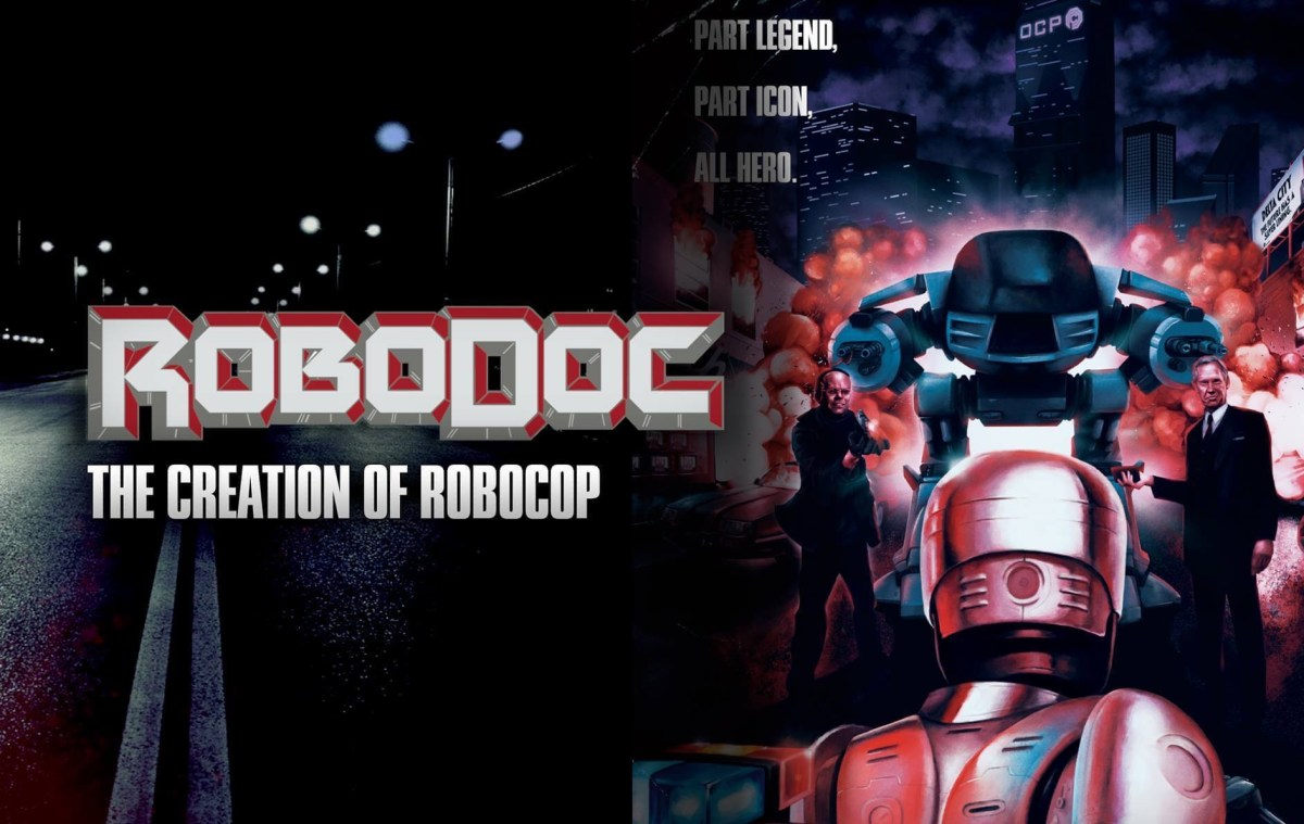 The Film '89 Podcast Episode 15 - RoboDoc: The Creation of RoboCop (2018).