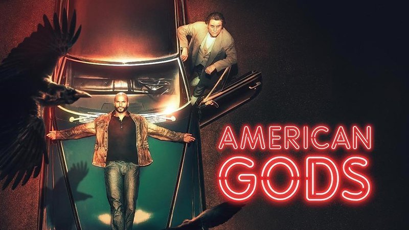 American Gods - Season 2 (2019).