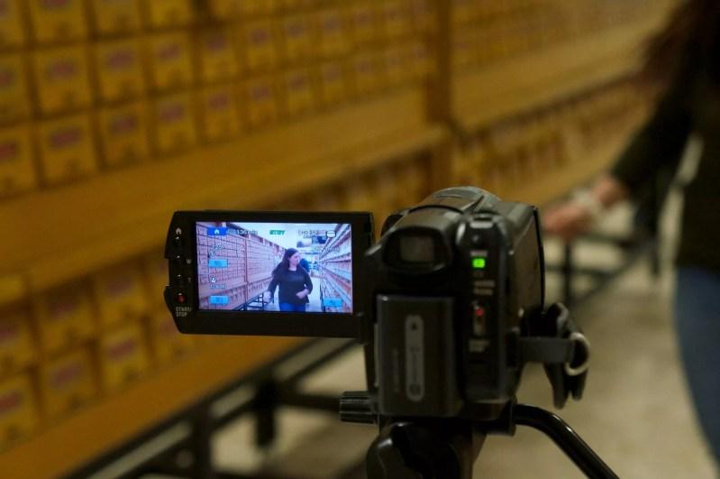 Film ab...! Lehrlinge machen einen Film