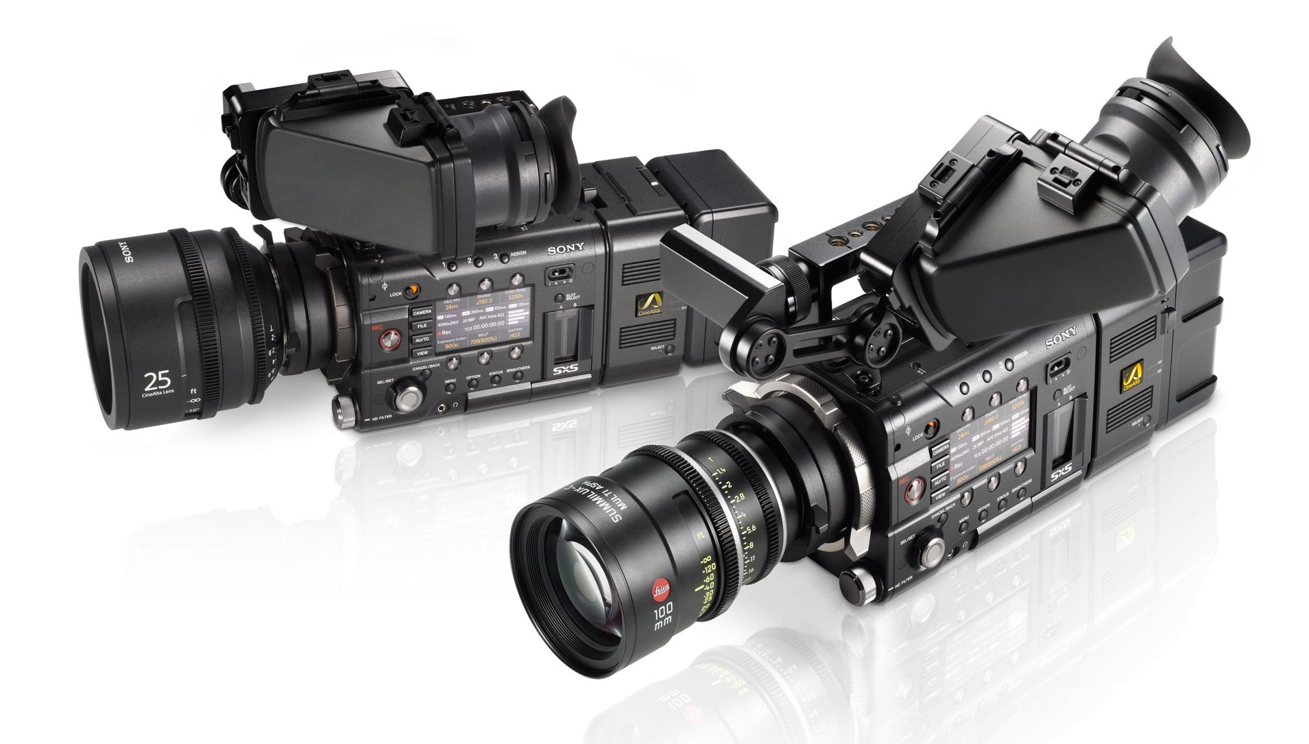 Sony F55 And F5 Film Digital Times Flashdisk 64gb Fd F5black