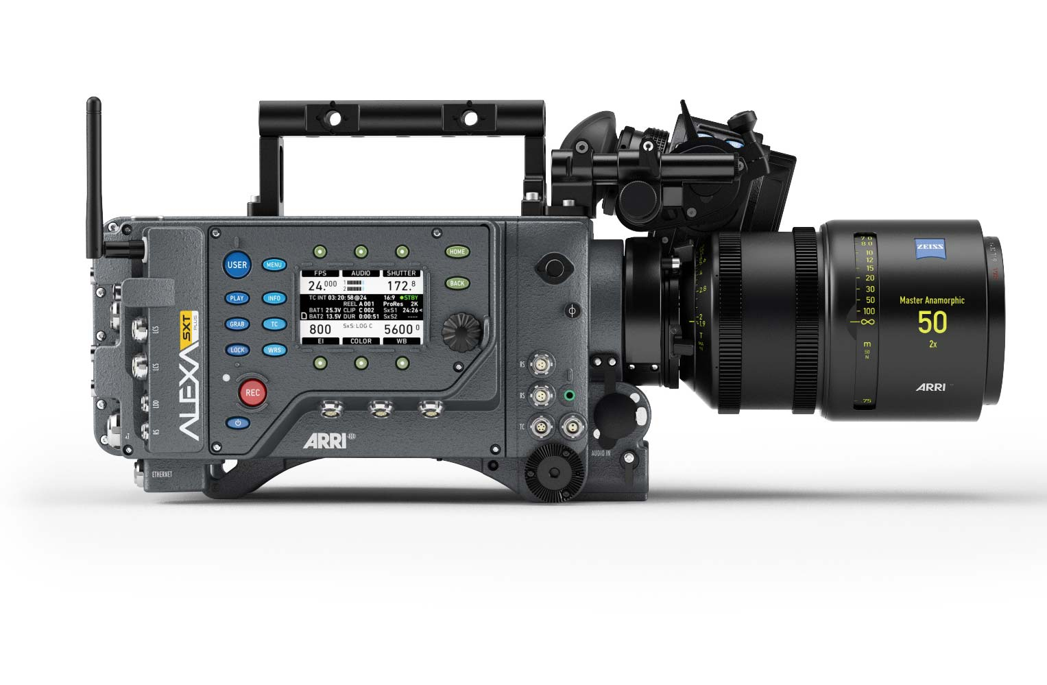 ARRI ALEXA XT Studio Digital Camera Drivers Download Free