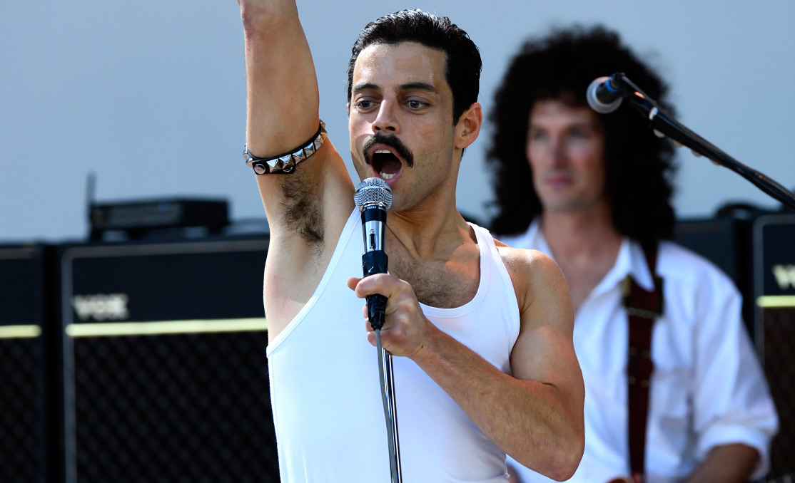 Image result for BOHEMIAN RHAPSODY FILM