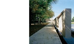 obra mausoleo peron acceso