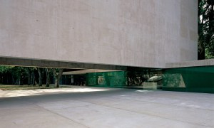 obra mausoleo peron cripta lateral