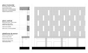 obra casa pilar detalle constructivo