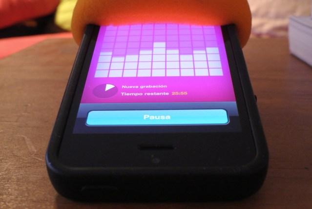 Grabación y producción de audio con el iPhone y iPad