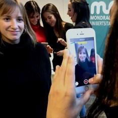 Taller Vídeo Móviles Master Marketing Digital MU