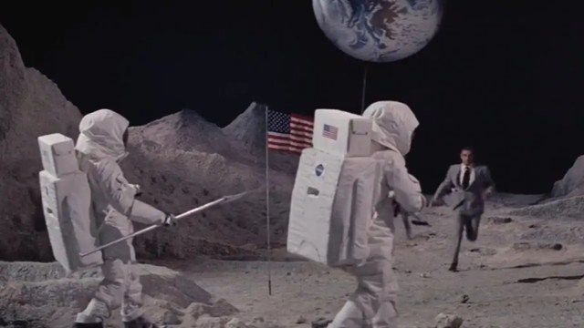 In These Movies, The Apollo 11 Moon Landing Never Happened
