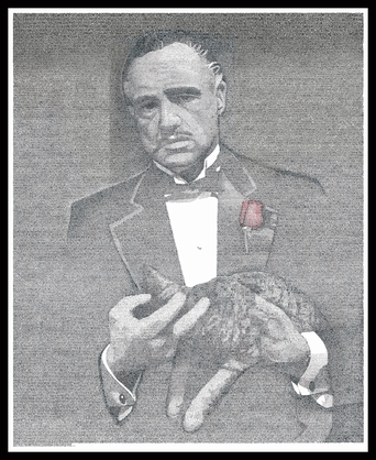 Godfather script picture