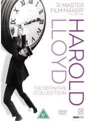 Harold Lloyd: The Definitive Collection on DVD