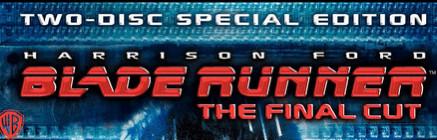 Blade Runner The Final Cut on DVD