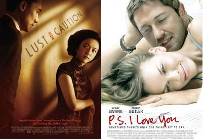 The Cinema Review: Lust, Caution / P.S. I Love You