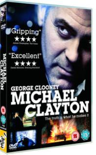 Michael Clayton on DVD
