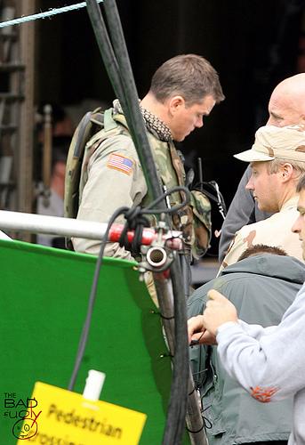 Matt Damon in Green Zone 2