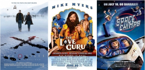 Cinema Releases: Friday 1st August 2008 – FILMdetail