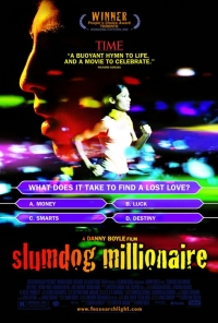 Slumdog Millionaire US poster