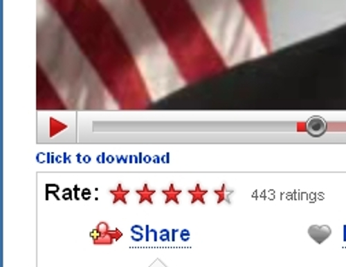 Obama address on YouTube download link
