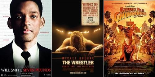 UK Cinema Releases 16-01-09