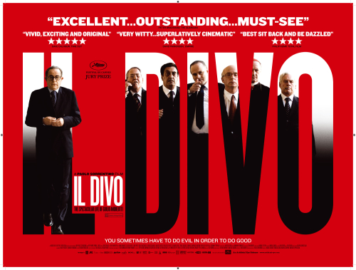 Il Divo UK poster