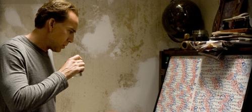 Nicolas Cage in Knowing