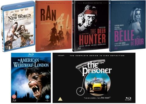 DVD and Blu-ray Picks 28-09-09