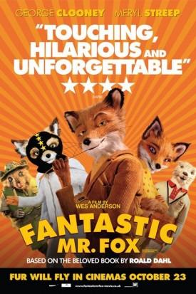 Fantastic Mr Fox - UK Poster
