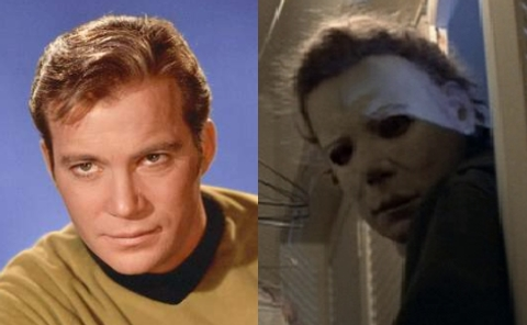 Image result for william shatner mask
