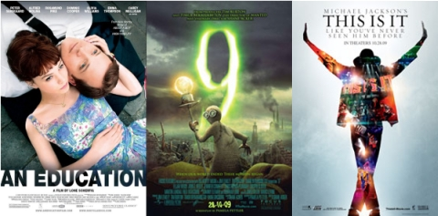 UK Cinema Releases 30-10-09