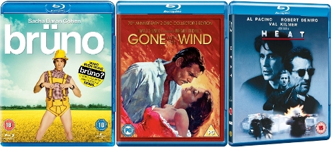 UK Blu-ray Releases 09-11-09