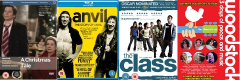 DVD and Blu-ray June 2009