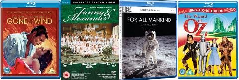 DVD and Blu-ray November 2009
