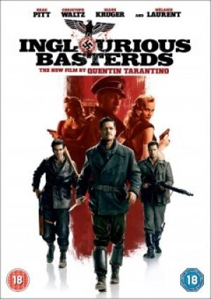 Inglourious Basterds DVD