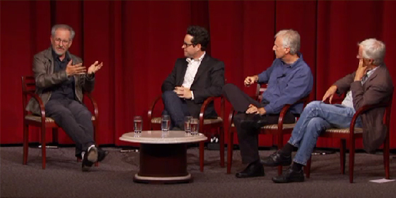 Steven Spielberg Panel at the DGA