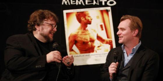 Del Toro and Nolan on Memento