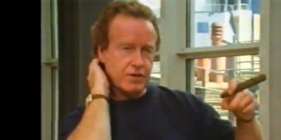 Ridley Scott on Omnibus in 1992